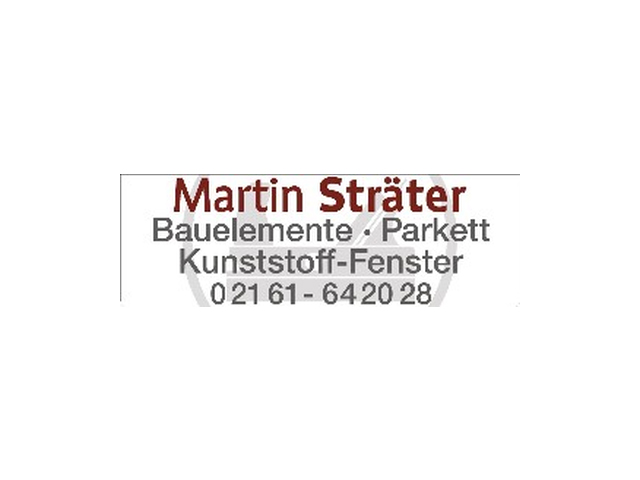 Martin Sträter
