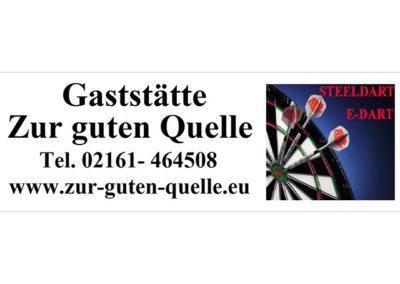 """Gaststätte """"Zur guten Quelle"""""""