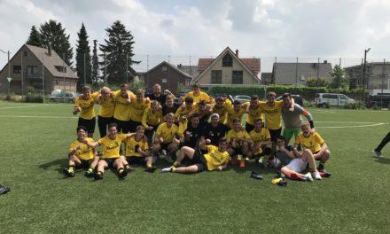 A-Jugend: Sieg zum Auftakt in der Qualifikation zur Niederrheinliga