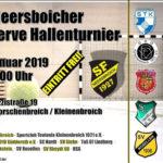 3. Neersbroicher Reserve Hallenturnier