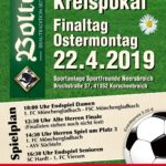 Bolten Kreispokal – Finaltag in Neersbroich