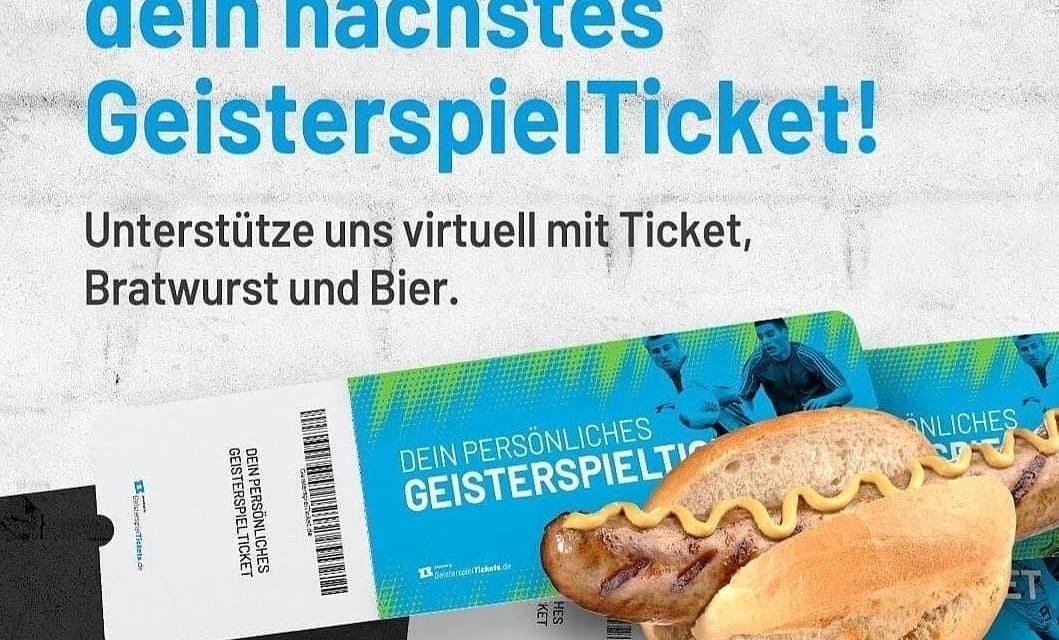 Sportfreunde Neersbroich – Geisterspieltickets